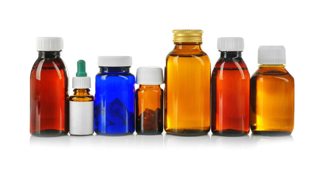 Niet-steriele vloeistoffen